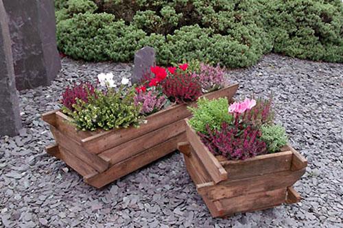 Jak Zrobić Drewnianą Donicę Na Kompozycje Roślinne Poradnik