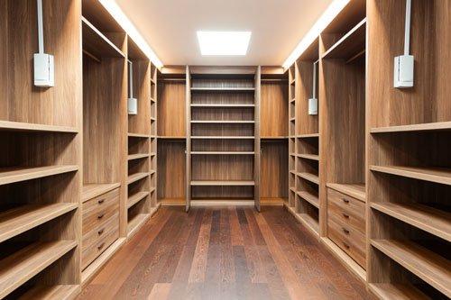Garderoba Projekt Aranżacja Sypialnia Z Garderobą Wnętrza
