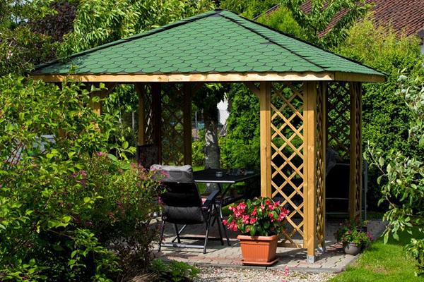 Czy Altany Drewniane Zostaną Wyparte Przez Aluminiowe Ogród