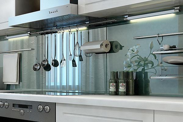 Panele ścienne Do Kuchni Rodzaje Właściwości Wnętrza