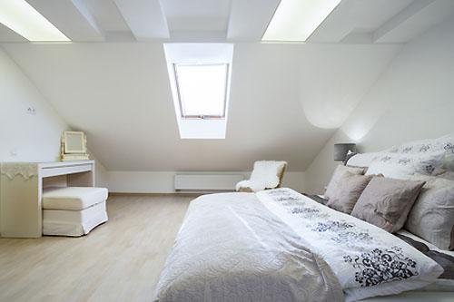 Sypialnia Na Poddaszu Aranżacje Inspiracje Wnętrza
