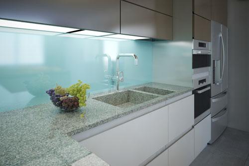 Szkło Lacobel Nowoczesny Materiał Wykończeniowy W Kuchni